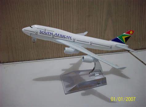 Miniatur Pesawat Citylink diecast miniatur pesawat south africa b747 400 diecast