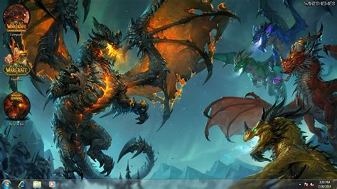 theme windows 7 world of warcraft world of warcraft theme for windows 7 free rasandsiglau