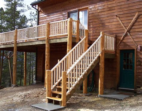 how to build a banister for stairs how to build deck stair railing simply ideas for