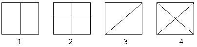 Paper Folding Math Problem - the folding problem