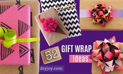 how to wrap a gift in 6 easy steps 52 insanely clever gift wrapping ideas you ll love