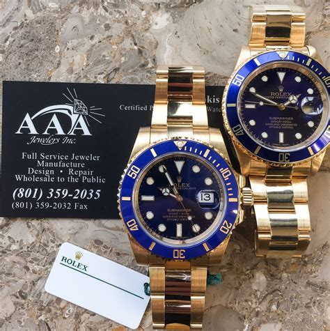 Rolex, Breitling, Omega, Cartier   AAA Jewelers