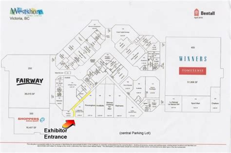 Layout Of Westshore Mall | victoria dahlia society dedicated dahlia growers in