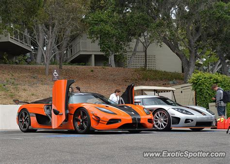 koenigsegg california koenigsegg one 1 spotted in carmel california on 08 20 2016