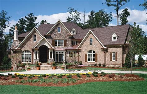 brick home floor plans country plan 4 376 square 4 bedrooms 4 5 bathrooms 699 00002