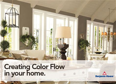 decor paint color flow in your home drummond house plans