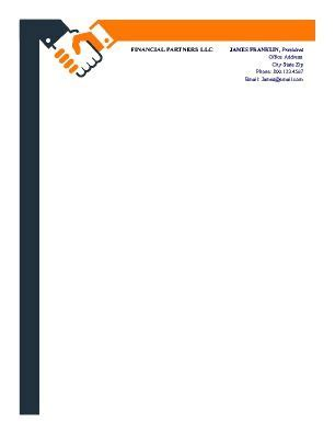 Finance Company Letterhead The World S Catalog Of Ideas