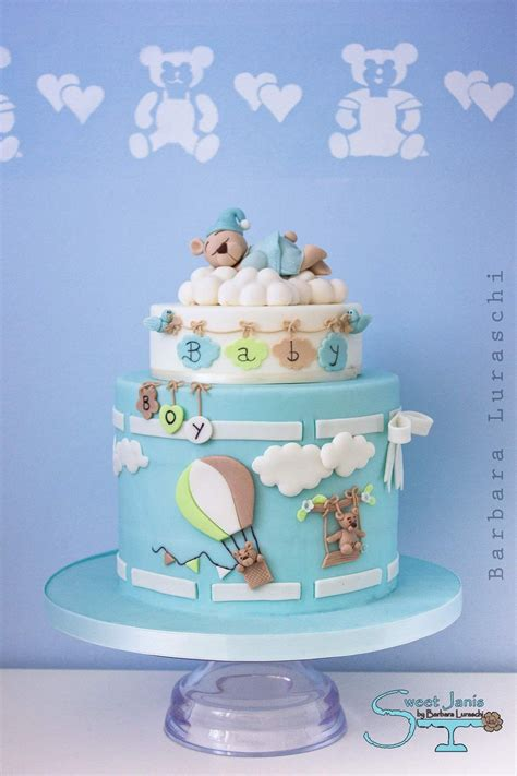 pin by barbara soroczak on shower baby shower baby and baby shower table pin by pan on projects to try 2 baptism cake shower cakes and