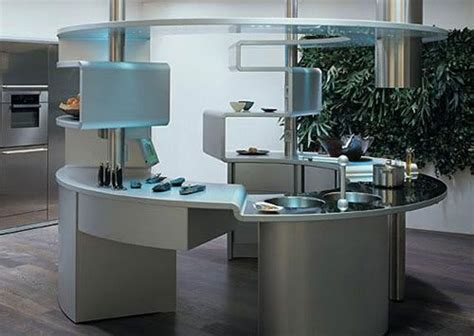 Futuristic Kitchen Designs Futuristic Kitchen Design Architecture And Design Pinterest