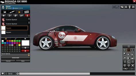 Auto Design App by Car Design In Apb S Car Editor Youtube