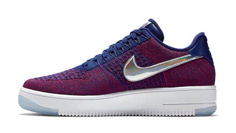 Nike Air 1 Flyknit Low Usa nike air 1 ultra flyknit usa sneaker bar detroit