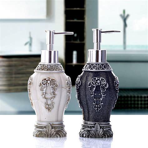 popular decorative soap dispenser buy cheap decorative