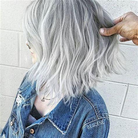 bob grey blonde hair 85 best bob hairstyles 2016 2017 bob hairstyles 2017