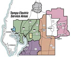 florida electric utility map economic development ta electric