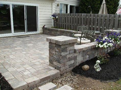 brick pavers canton plymouth northville patio repair