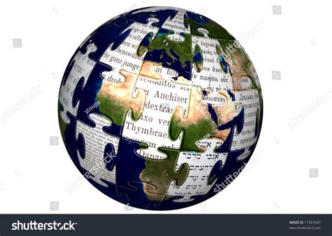 earth day printable jigsaw puzzles earth globe jigsaw puzzle pattern cuttings stock photo