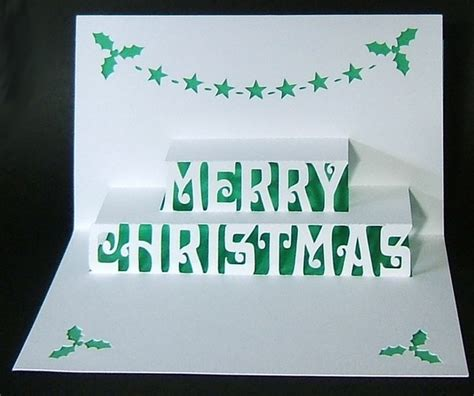 Cheap Decoration For Home 30 pop up christmas cards hative