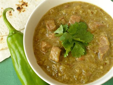 mexican green chile mexican food recipes