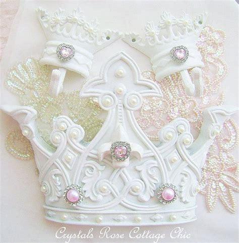 shabby chic bed crown shabby chic bed crown canopy set crown wall decor crown