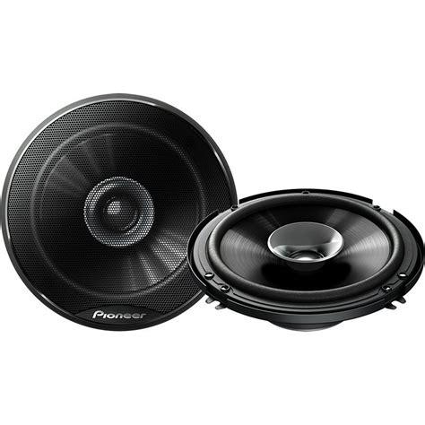 Speaker Pioneer 6 Inch pioneer tsg 1615r 6 5 dual cone speaker the car radio