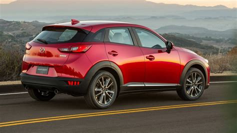 mazda mini mazda launches cx 3 mini suv for 2015 chasing cars