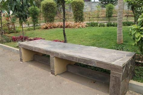 Kursi Taman Bahan Besi 40 gaya desain kursi taman kayu dan besi renovasi rumah net