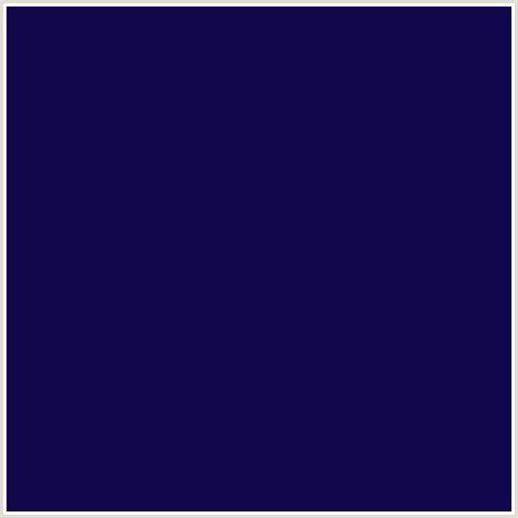 midnight purple 11074a hex color rgb 17 7 74 blue deep cove