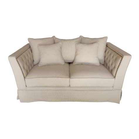 European Design Contemporary Chesterfield Two Seat Sofa In Contemporary Chesterfield Sofa