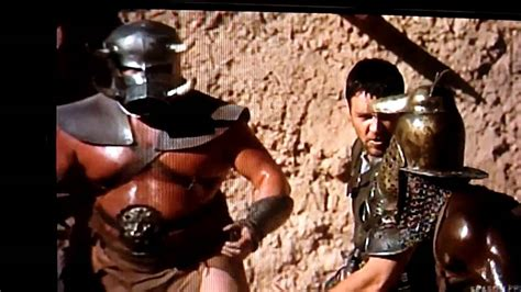 gladiator film fight are you not entertained gladiator youtube