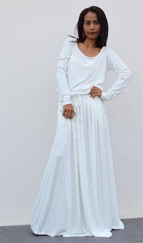 Longdress White white maxi dress dressed up
