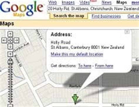 Address Finder New Zealand Maps Mania Maps Adds Address Search For Australia And New Zealand