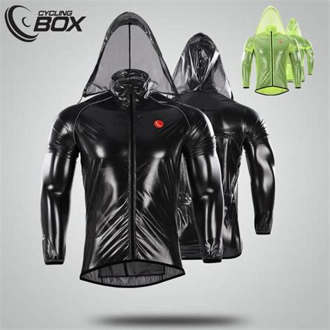 bicycle windbreaker jacket s cycling raincoat waterproof racing jersey
