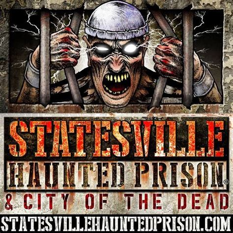statesville haunted house haunt review statesville haunted prison crest hill il horror society