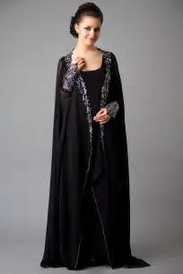 Stylish Design by Designer Embroidered Abaya Collection 2013 2014 New
