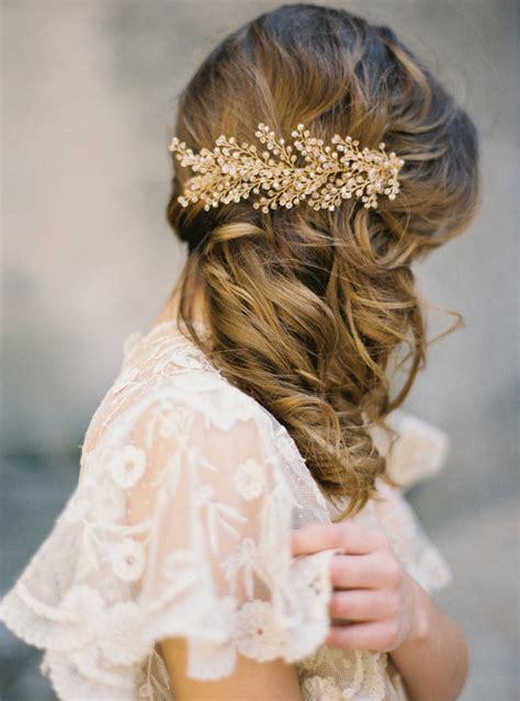 Hochzeitsfrisuren Offen Schulterlang by Brautfrisuren F 252 R Mittellange Haare