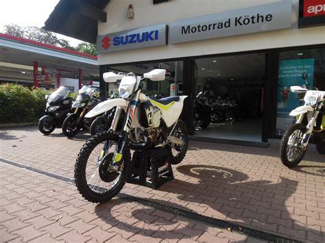 Motorradvermietung Chemnitz by Umgebautes Motorrad Husqvarna Te 300 Von Motorrad K 246 The