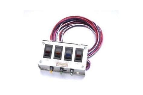 painless wiring nitrous switch control center  toggle