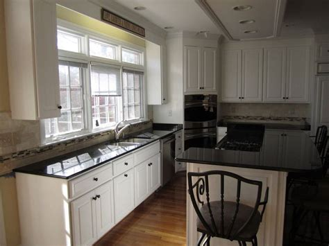 related image kitchen pinterest black granite countertops black galaxy granite countertops ivory travertine subway