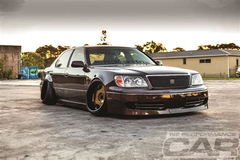 lexus ls400 modified love it or it 1998 lexus ls400 ucf20 the motorhood