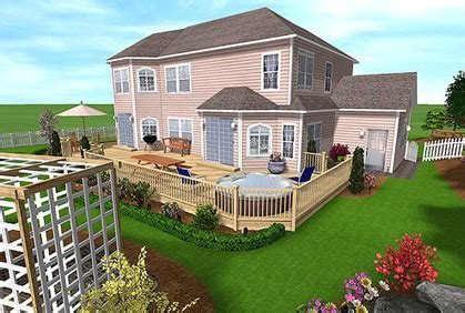 home design software overview decks and landscaping free deck design software tools downloads reviews
