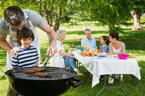virginia homes how to host a successful backyard bbq