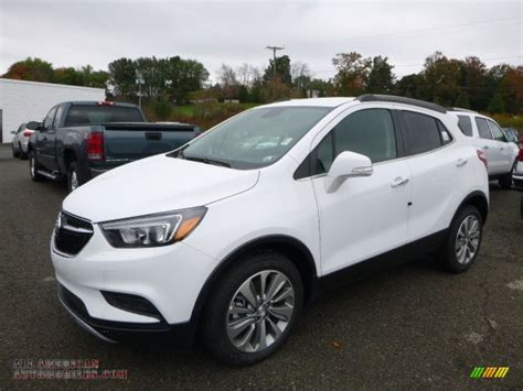 buick encore 2017 white 2017 buick encore preferred in summit white 004830 all
