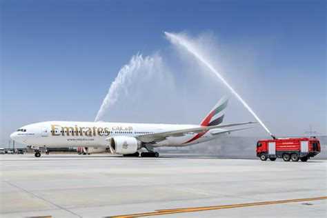 emirates zagreb dubai emirates flies to two new destinations in midwest china