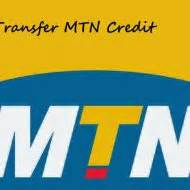 Mtn Credit Transfer Format How To Transfer Mtn Credit Or Airtime To Another Number Gltrends Ng