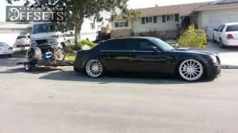 2006 Chrysler 300 Rims Wheel Offset 2006 Chrysler 300 Tucked Dropped 3 Custom Rims