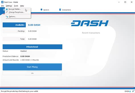 Dash Documentation For Windows
