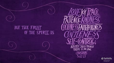 9 fruits of the holy spirit bible verse how the fruit of the spirit works biblical exles of