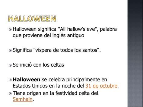 que significa pattern en espanol halloween que significa en espa 241 ol