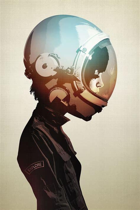 astronaut helmet ideas  pinterest space