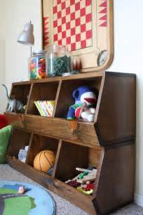 storage shelves for toys storage bins woodworking plans